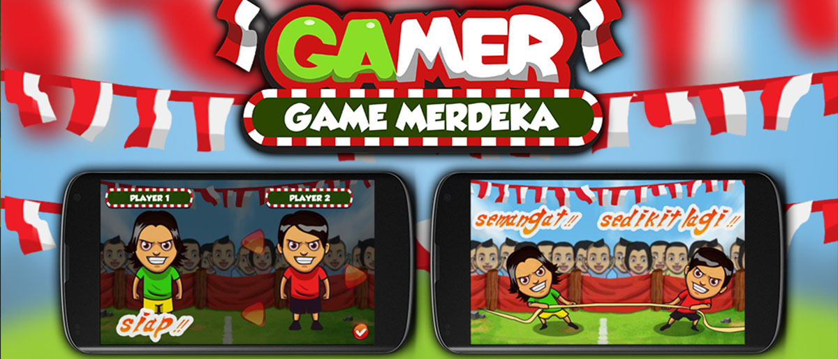 Permalink to: GAMER : Game Merdeka